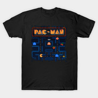 Pac-Man by karilikelikes