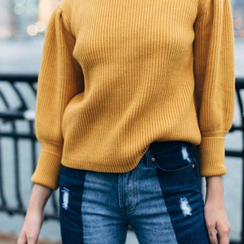 Destination: DUMBO Sweater
