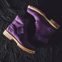 2018 Original Timberland Rhubarb boots for men and women shoes