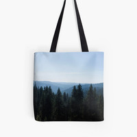 Scenic Tree Tote Bag, Nature Bag, Photo Tote Bag, Grocery Tote, Shopping Tote, Tree Bag, Farmers Market Bag,  Large Tote Bag, Grocery Bag