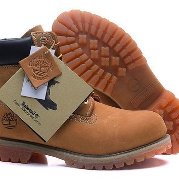 Timberland Heritage Waterproof Men Boots