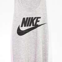 Nike Tank Top Minimal Fitness Sport Clothing Grey Workout Shirt Beach Summer T-Shirt Woman BUY 2 GET 1 FREE