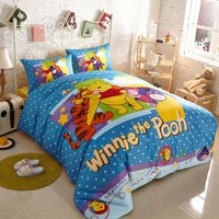 Attractive Winnie and Friends Bedding Set | EBeddingSets