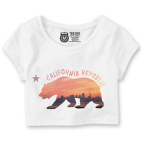 California Crop Top