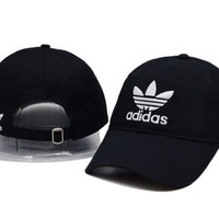Black AD Baseball Cap Hat