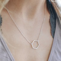 High Standards Necklace - Silver