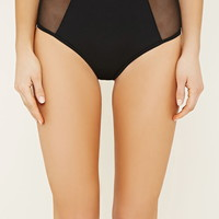High-Waisted Bikini Bottoms | Forever 21 - 2000183019