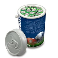 Dallas Cowboys - Mega Can Cooler (Football Design)
