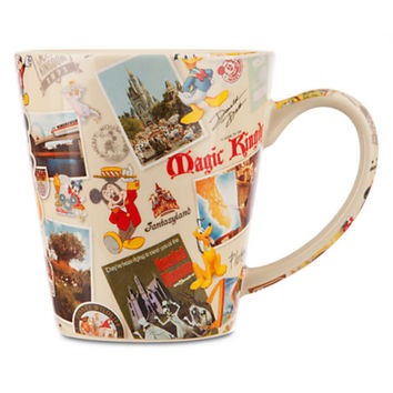 Scrapbook Walt Disney World Resort Mug