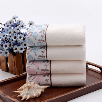 Bedroom On Sale Hot Deal Cotton Gifts Soft Face-wash Towel [6381703750]