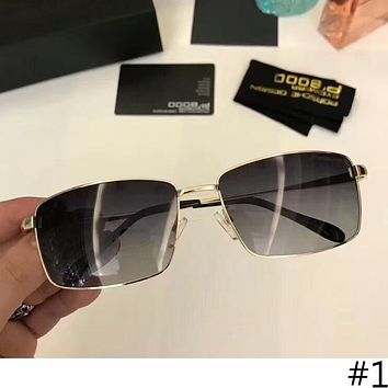 Porsche 2018 trendy men and women fashion polarized atmospheric sunglasses F-A-SDYJ #1
