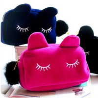 Makeup Organizer Bags Clutches Wallets