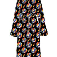 Grateful Dead Steal Your Face Robe on sale at SunshineDaydream.Biz