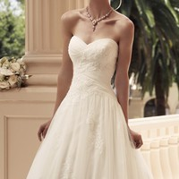 Casablanca Bridal 2108 Dress