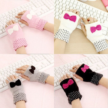 best cute fingerless gloves products on wanelo