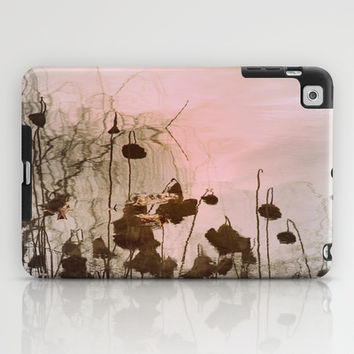 lotus dream iPad Case by Marianna Tankelevich