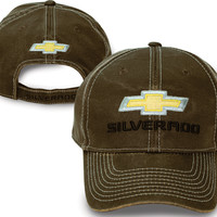 Silverado Oil-Rubbed Cap-Chevy Mall