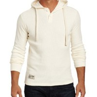 Amazon.com: Company 81 Men's Thermal Henley Pullover: Clothing