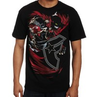 Famous Stars and Straps Men's Spawn Rage Tee
