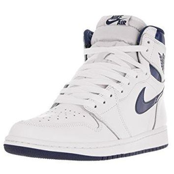 Nike Men's Air Jordan 1 Mid Basketball Shoe  nike air jordan