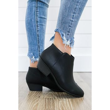 To the Edge Booties