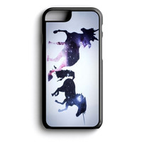 Galaxy unicorns iPhone 4s iPhone 5 iPhone 5c iPhone 5s iPhone 6 iPhone 6s iPhone 6 Plus Case | iPod Touch 4 iPod Touch 5 Case