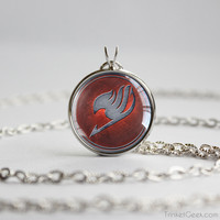 Fairy Tail pendant guild emblem