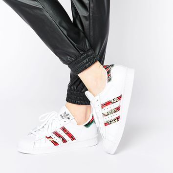 adidas Originals Superstar 80's Dragon Sneakers