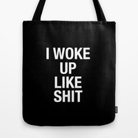 Quote Tote Bag by Trend | Society6