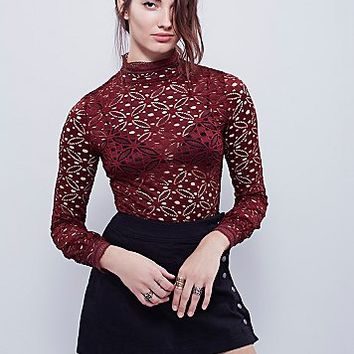 Intimately Womens High Neck Julie Layering Top