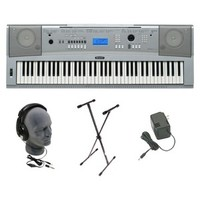 Yamaha 61-Key Digital Piano Bundle (DGX230 PAK)