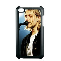 Kurt Cobain Singing Ipod 4 Case