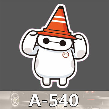 styling decor sticker on auto laptop sticker decal motorcycle fridge skateboard doodle stickers accessories A-540