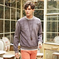 Men's Fashion England Style Vintage Stylish Slim Hoodies [7951299843]