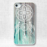 iPhone 4 Case, iPhone Case, iPhone 4S Case, iPhone Case 4/4S - Dream Catcher Wood - 135