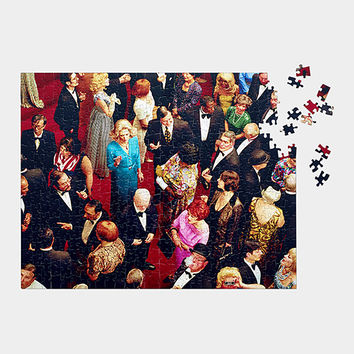 Alex Prager Crowd #10 Puzzle | MoMA