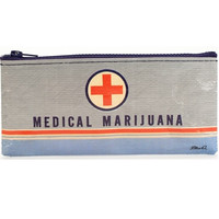 Medical Marijuana Pencil Case (Store Pencils, Makeup or ... you know .. Medical Marijuana)