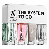 Formula X The System To Go CLIX! – Nail Polish Set
