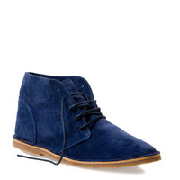 SUEDE ANKLE BOOTS - SHOES - WOMAN - Slovakia