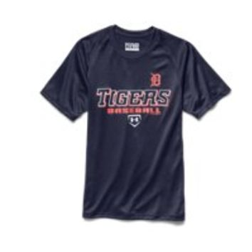 Under Armour Boys' Detroit Tigers UA Tech T-Shirt