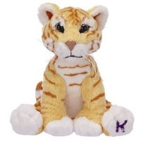 Microsoft Kinectimals Animals Golden Tabby Tiger Plush Toy