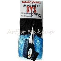 Manic Panic Classic All You Need To Dye Tool Kit Applicator Brush Glove Hair Cap