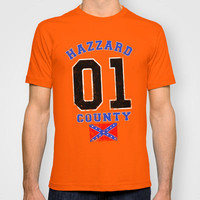 The Duke's a Hazzard! T-shirt by John Medbury (LAZY J Studios) | Society6