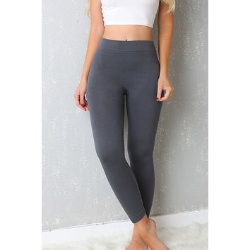 My Favorite Leggings Ever - Grey