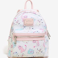 Loungefly Pokémon Pastel Mini Backpack