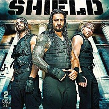 Roman Reign's & Dean Ambrose & WWE-WWE: The Destruction of the Shield