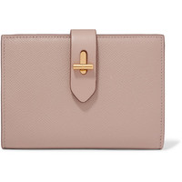 TOM FORD - Textured-leather wallet
