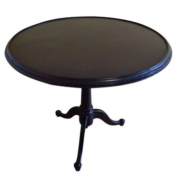 Pre-owned Restoration Hardware Metal Tilt-Top Table