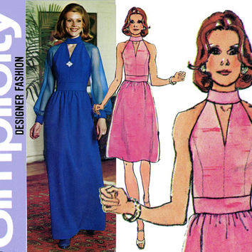 70s Style Cocktail Dresses