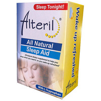 Walmart: Biotab Nutraceuticals Alteril All Natural Sleep Aid Maximum Strength Dietary Supplement - 60 Ct